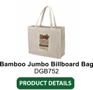 Bamboo Jumbo Billboard Bag DGB752