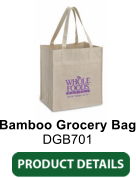 Bamboo Grocery Bag DGB701