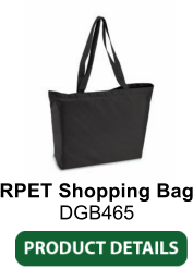 RPET Shopping Bag DGB465