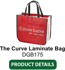 The Curve Laminate Bag DGB175