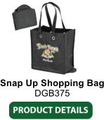 Snap Up Shopping Bag DGB375